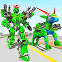 Goat Robot Transforming Games: ATV Bike Robot Game icon