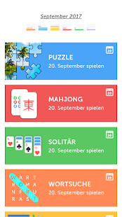 Puzzle – Miniaturansicht des Screenshots