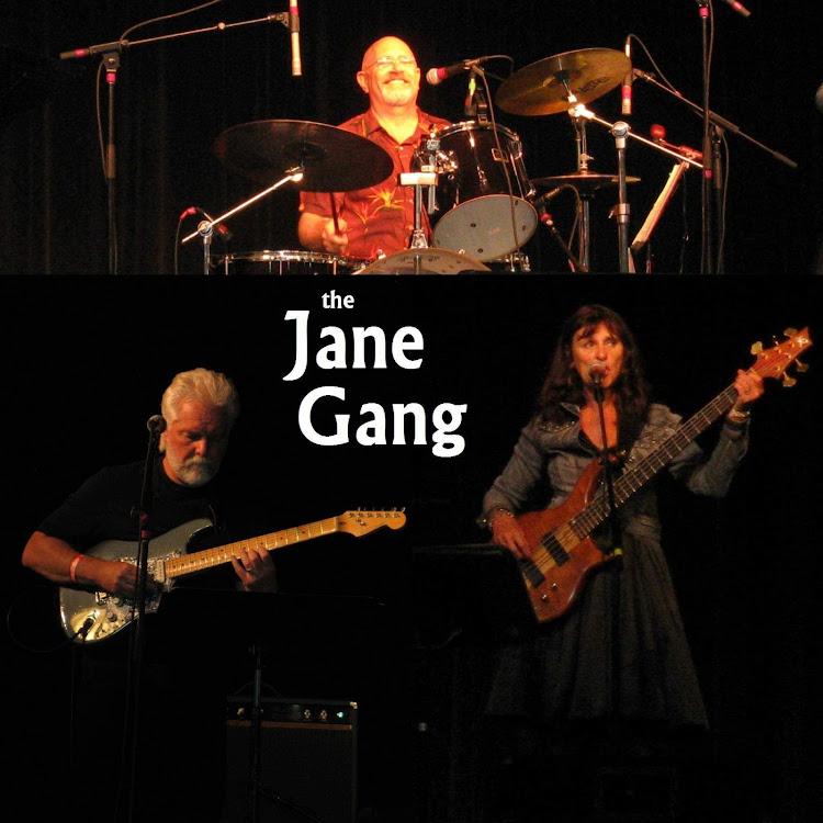 Logo for The Jane Gang