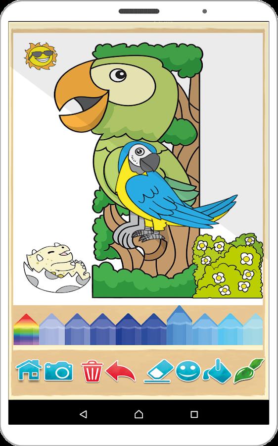 kleurplaten van dinosaur king