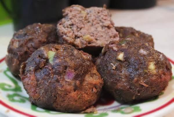 Meatloaf Muffin Tin Mini's