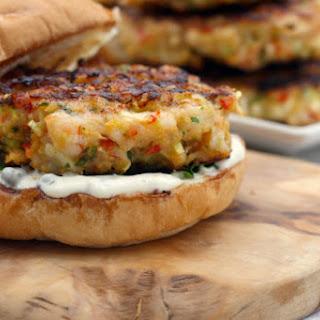 Shrimp Burgers Recipes.