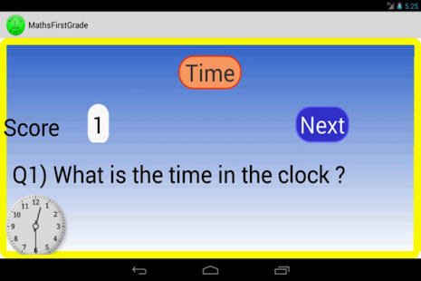 First Grade Kids Math Guru – Apps bei Google Play