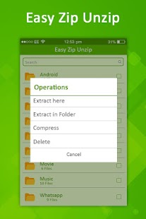 Unzip, Zip File Tool – Compress and Extractor - náhled