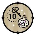 マジカルキー(10本)セット