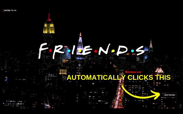 Netflix Auto Skip Intro