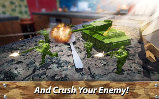 ud83dudd2b Toy Commander: Army Men Battles apktram screenshots 4