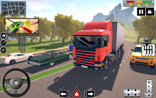 Cargo Delivery Truck Parking Simulator Games 2020 1.11 screenshots 6