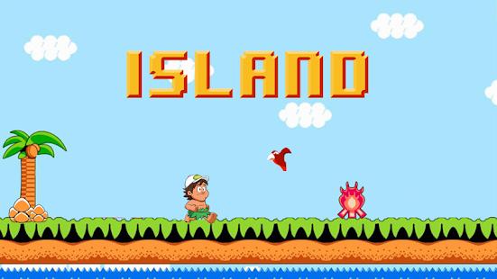 New Island Run - náhled