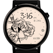 Native Ink - Tattoo Watch Face