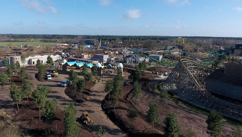 Attractiepark Toverland klaar voor het meest magische jaar ooit