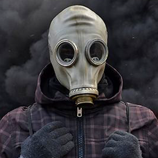 Army Gas Mask Live Wallpaper