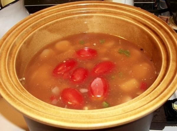 End Of The Month Soup Recipe