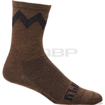 "Surly Blockhead 5"" Wool Sock"