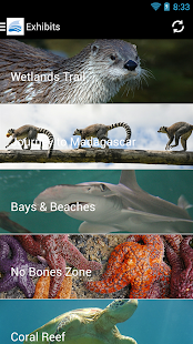 The Florida Aquarium App- screenshot thumbnail