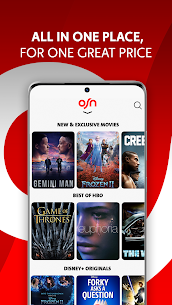 OSN – Streaming App Mod 6.31.9 Apk [Unlocked] 2