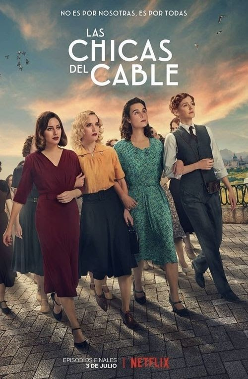 Temporada final Parte 2 Las chicas del cable