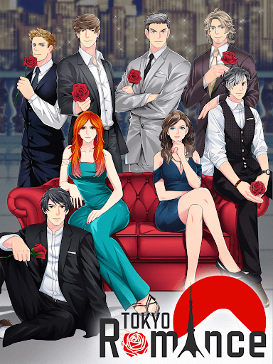 Tokyo Romance dating sims 1.5.8 Windows u7528 8