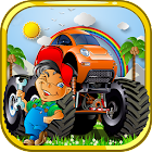 Monster Truck Repair Shop icon