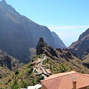 【カナリア諸島】テネリフェ島で最も美しいと言われる人口100人足らずの小さなマスカ村を訪ねて