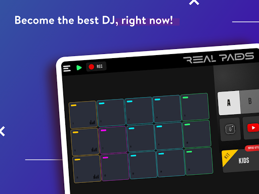 REAL PADS: Become a DJ of Drum Pads screenshot 6