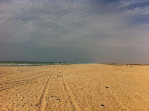Photo: Nouakchott beach