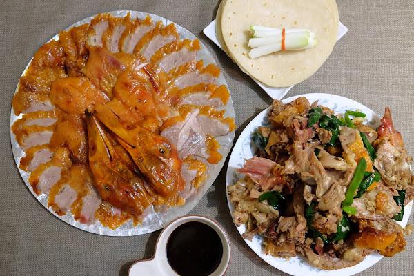 真好味烤鴨莊:美村路最超人氣北平烤鴨,一鴨二吃先打電話預約免排隊