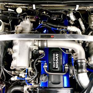 スカイライン ECR33 GTS25t タイプM SPECⅡ 4Dのカスタム事例画像 tuxedoさんの2019年09月04日12:11の投稿