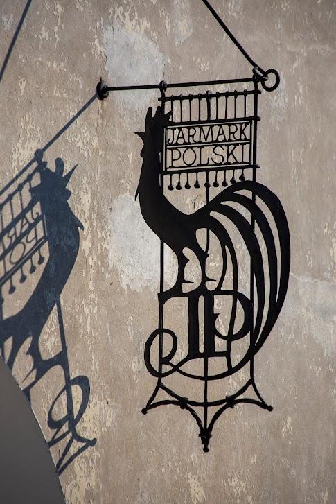kogut, symbol Kazimierza Dolnego