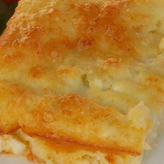 Fast-and-Fabulous Egg and Cottage Cheese Casserole.