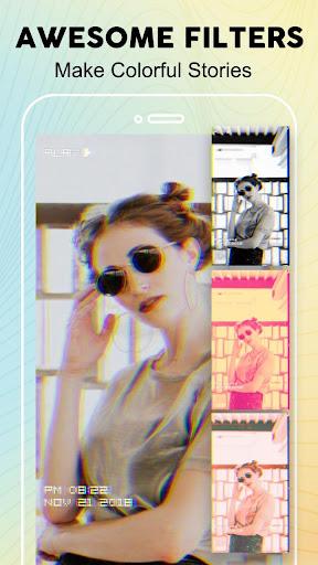 Foto do Mixal for Instagram - música e efeito na história