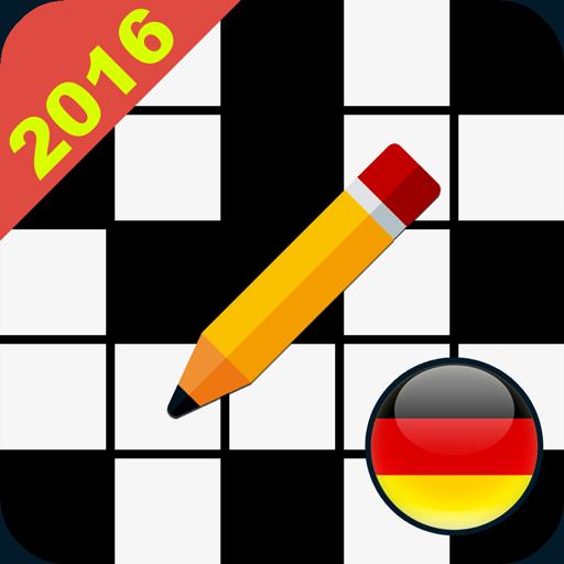Crossword German Puzzles Game