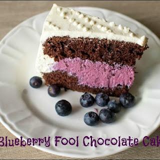 Blueberry Fool Recipe