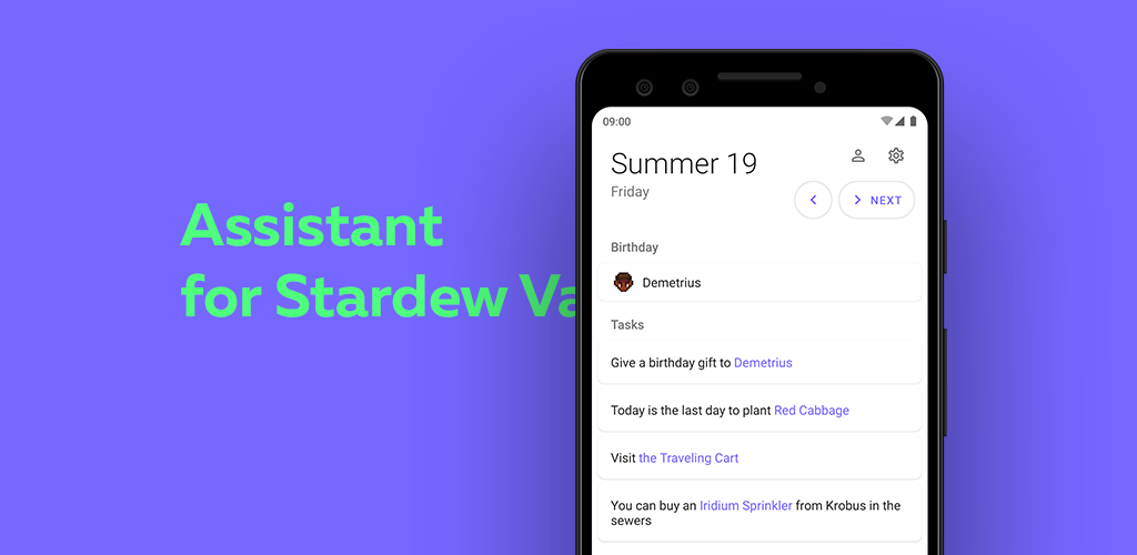 Download Assistant for Stardew Valley APK latest version app for android  devices