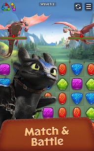 Dragons Titan Uprising Mod Apk 1.14.13 (GOD MODE + ONE HIT) 9