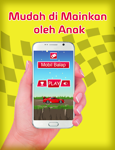 Mobil Balap Racing Anak 2 screenshots 1