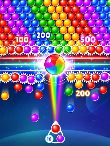 Bubble Shooter 🎯 Pastry Pop Blast screenshot 12