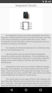 Basics of Electronics - náhled