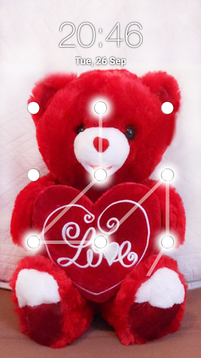 Teddy Bear Pattern Lock Screen Apps On Google Play