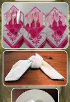 Easy Napkin Folding - screenshot thumbnail 03