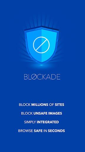 Blockade - Block Porn & Inappropriate Content screenshot 1