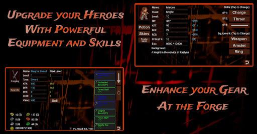 Legacy of Elaed: RPG screenshot 4