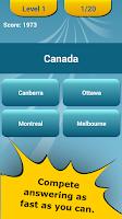 Screenshot of Geography Quiz Demo