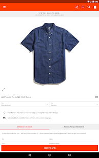 JackThreads: Shopping for Guys Screenshot 15