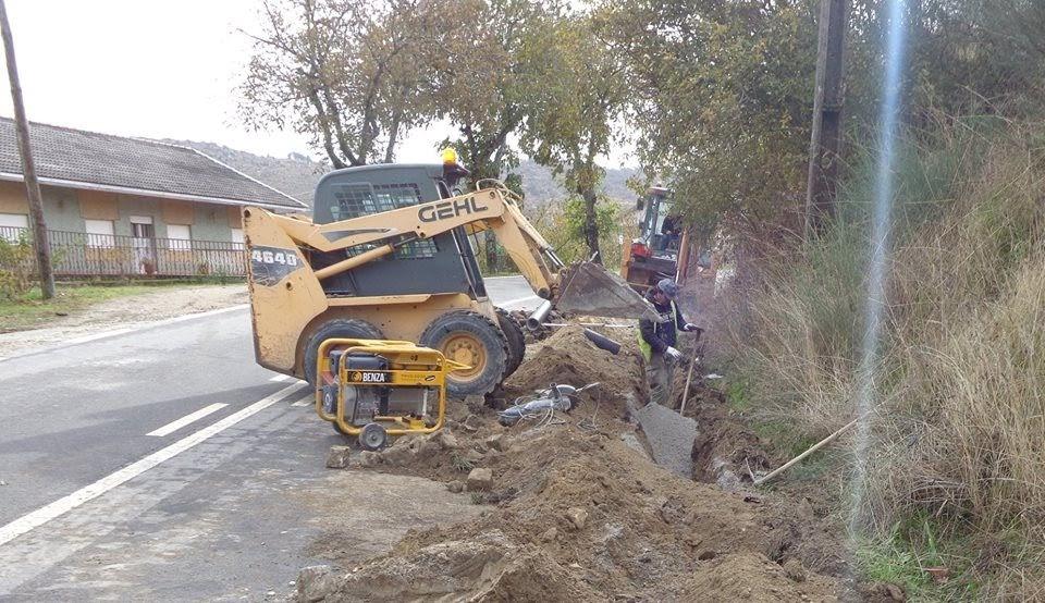 Câmara de Lamego investe 475 mil euros em saneamento de Penude