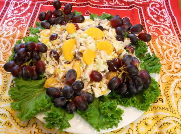 Mandarin Chicken Salad Recipe