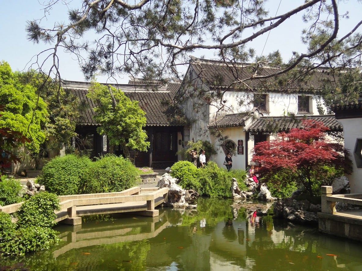 Gengle Hall à Tongli
