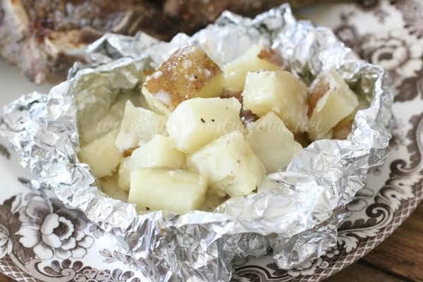 Foil Potato Packets