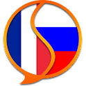 French Russian Dictionary icon