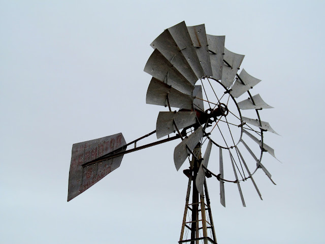 Turbine at Dubinky Well
